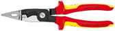 Knipex 13888SBA Installation Pliers Black Atramentized