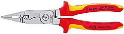 Knipex 1386200SB Installation Pliers Black Atramentized