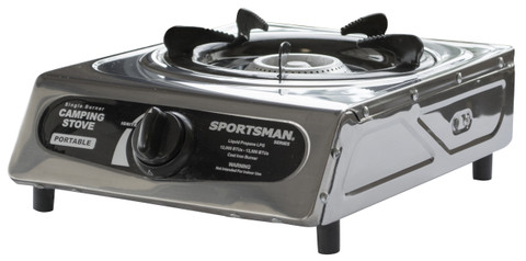 Sportsman SSBGS Single Burner Camping Stove