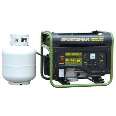 Sportsman GEN4000DF 4000 Watt Dual Fuel Generator