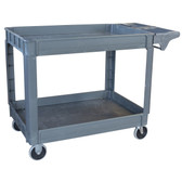 Pro-Series SCART550XL XL Two-Shelf Heavy Duty Utility Cart, 550 Lbs. Capacity
