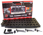 Hansen Global 8209 ToolHANGER Kit - Assorted Tool Organizer, USA Made