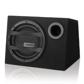 "Fusion Marine ENAB1122 12"" Amplified Bass Enclosure"