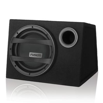 "Fusion Marine ENAB1122 12"" Amplified Bass Enclosure"