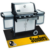 Fanmat 12198 NFL Pittsburgh Steelers Grill Mat