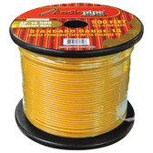 Audiopipe AP14500YW 14 Gauge 500Ft Primary Wire Yellow