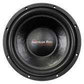 "American Bass E1244 Elite Series 12"" Woofer 1200 RMS 2400 Peak 3"" VC"
