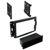 American International GMK381 Kit - 2005-13 GM Vehiclessingle Or D.Din Mount