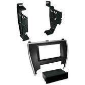 American International TOYK978 2015 Toyota Camry M.Kit - Single Or D.Din Mount