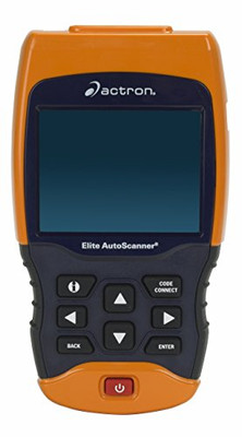 Actron CP9690 Trilingual OBD I/OBD II Elite Autoscanner Pro Kit w/Color Screen