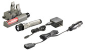 Streamlight 74358 Strion C4 LED Rechargeable Flashlight w/Piggyback, Chrome