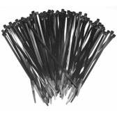 "Xscorpion CT15 15"" Black Wire Ties (100 pcs)"