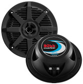 "Boss Audio MR52B 5.25"" 2-Way Coaxial Marine Speaker 150W Black"