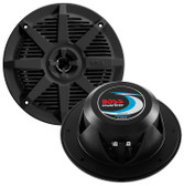 "Boss Audio MR62B 6.5"" 2-Way Coaxial Marine Speaker 200W Black"