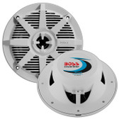 "Boss Audio MR62W 6.5"" 2-Way Coaxial Marine Speaker 200W White"