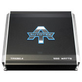 Autotek TA10504 TA Series 1000 Watt, 4 Channel Amplifier