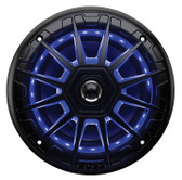 "Boss Audio MRGB65B 6.5"" 2-Way Marine Speaker With Rgb Lights(Pair) 200W Black"