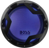 "Boss Audio PD12LED Phantom 12"" Woofer Featuring Multi-Led Illumination Dual 4 Ohm Voice Coil"