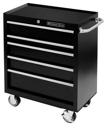 """Extreme Tools PWS302005RCTXBK 30"""" x 20"""" Deep Standard Roller Cabinet, Textured Black"""
