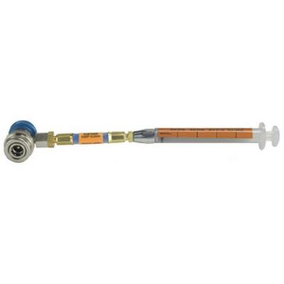 Robinair RA18490 R134A POE Oil Injector