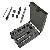 "Malco SW1 Spot Weld Cutter Kit with 3/8"" Double End Cutter, 5/16"" - USA Made"