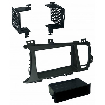 American International KIAK1239 Single & D. Din Kit For 2011-13 Kia Optima