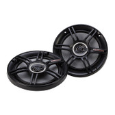 "Crunch CS65CXS 6.5"" 3-Way Speaker 300W Max Shallow Mount"