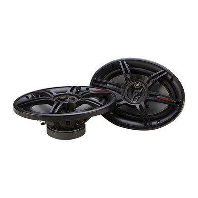 "Crunch CS693 6X9"" 3-Way Speaker 400W Max"