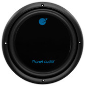 "Planet Audio AC15D Anarchy 15"" Woofer Dual 4 Ohm Voice Coil Black Poly Injection Cone"