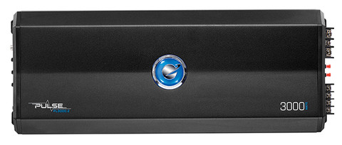 Planet Audio PL30002 Planet Pulse Series 2 Channel Amplifier 3000W Max