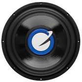 "Planet Audio TQ10S Planet 10"" Woofer Single 4 Ohm Voice Coil Paper Cone"
