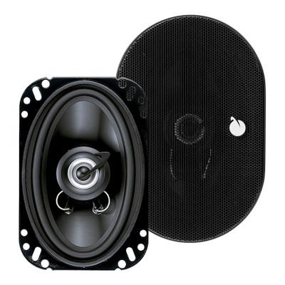 "Planet Audio TRQ462 Planet Torque Series 4X6"" 2-Way Speakers"