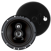 "Planet Audio TRQ623 Planet Torque Series 6.5"" 3-Way Speakers"