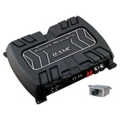 Power Acoustik BAMF1-3000D BAMF Series 1 Channel D Class 3000 Watts Amplifier
