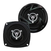 "Power Acoustik EF42 Reaper 4"" 2 Way 250 Watts"