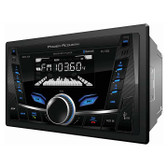 Power Acoustik PL52B D.Din Car Stereo w/Bluetooth & AM/FM/USB/SD