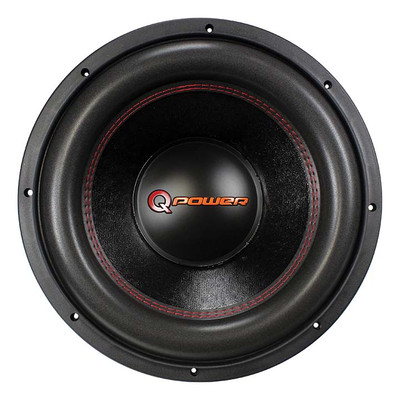 "Qpower QPF12DSUPER 12"" Woofer Super Heavy Duty Woofer 3000 Watts"