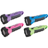 Dorcy 41-2511 4-Led Floating Flashlight with Assorted Color