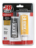 JB Weld 8271 KwikWeld Pro Size (2) 5 Oz Twin Tubes