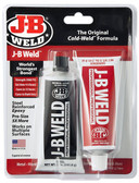 JB Weld 8281 Steel Reinforced Epoxy Pro Size (2) 5 Oz. Twin Tubes