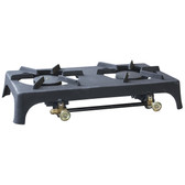 Sportsman Series DBCISHD Double Burner Cast Iron Stove