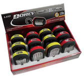 Dorcy 41-6525 Led Portable Area Light & Flashing Display (Pack Of 12)
