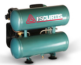 FS-Curtis Twin Stack Portable 2 HP Electric