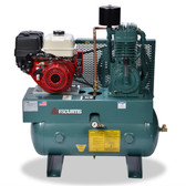 FS-Curtis CT13-H 13 HP Gas Honda 30 Gallon Horizontal Air Compressor