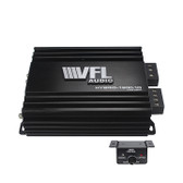 American Bass VFLHYBRID19001D Hybrid Amplifier Linkable D Class 1900W Max