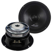 "Audiopipe APSL6C 6"" Low Mid Frequency Loudspeaker 200W Max Sold Each"