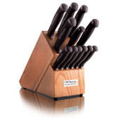 Cold Steel 59KSSET Kitchen Classics Whole Knife Set (13 Piece)