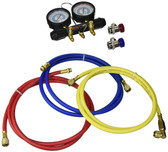 CPS Products MT717A6Q A/C Manifold Gauge Set