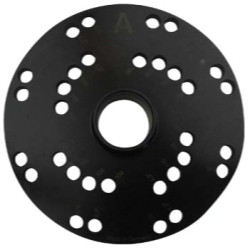 The Main Resource WB241605-28 Haweka 28mm Flange Plate A - 4 Lug and 8 Lug Plate