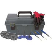 The Main Resource TI785 Professional Introductory Tire Repair Kit (113 Repairs)